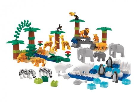 fantasi dyr i zoo